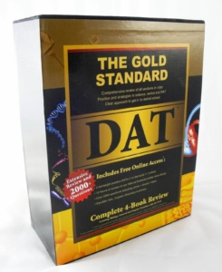 The Gold Standard DAT prep course