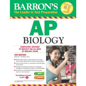 Barron AP Biology prep