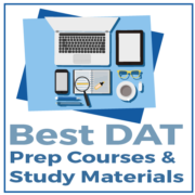 Best DAT Prep Courses & Study Materials