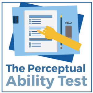 The perceptual Ability Test