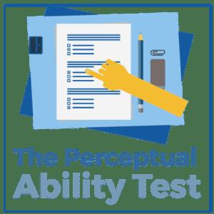 The perceptual Ability Test